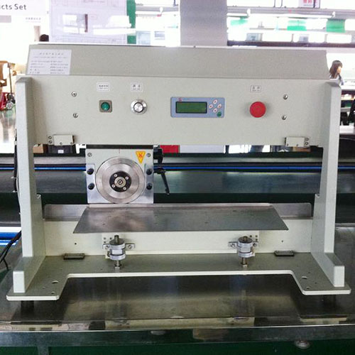 Alum pcb separator with CAB blades -YSV-2A