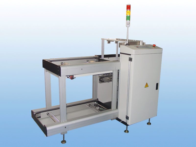 PCB magazine loader and unloader automatic conveyor