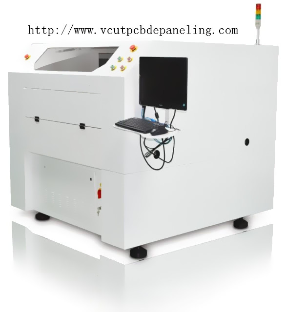 FPC UV Laser Depaneling Machine / Laser Depaneling Machine Supplier