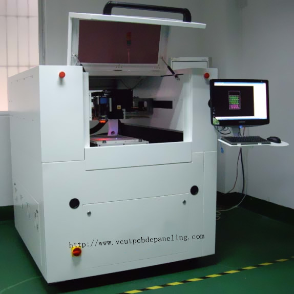 FPC Laser Depaneling Machine / UV Laser Depaneling Machine-YSATM-4C