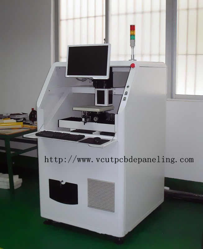UV Laser Cutting Machine for FPC Flexible Circuit Board -YSATM-4C
