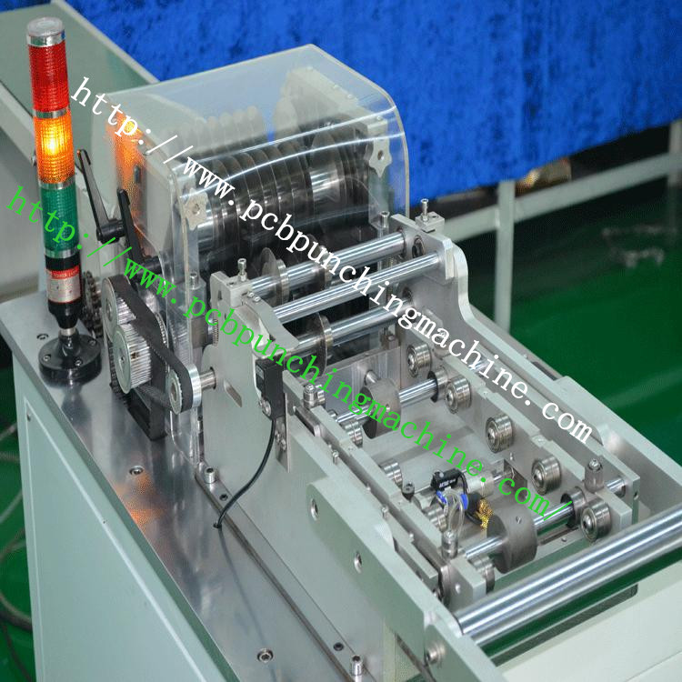 Pneumatic depanelizers pcb singulation (guillotine depanelizers pcb singulation) small cutting stress effect without flash
