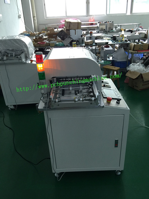 RD production and sales guillotine depanelizer pcb singulation, guillotine depanelizers pcb singulation