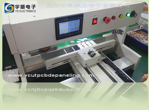 Automatic Online  PCB Depaneling、Automatic Online PCB Separator 、 Automatic Online depaneling