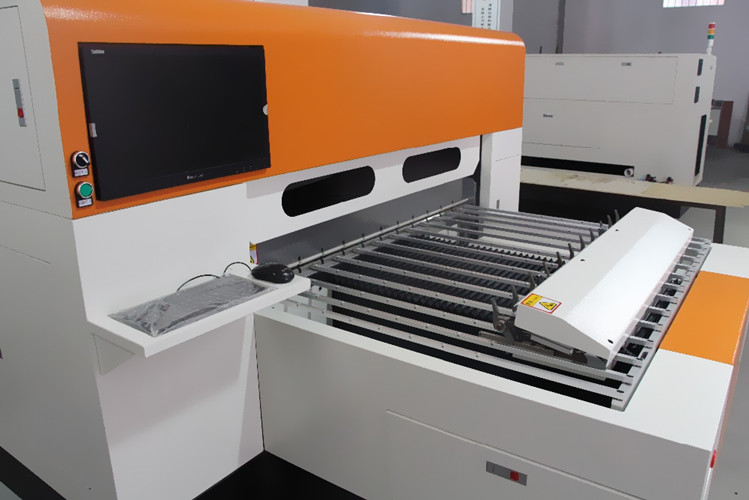 High Speed Jump Cutting V-Cut Machine -YSVC-450