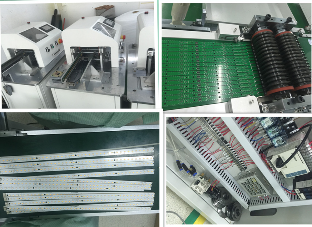 Metal Fpc /  PCB Cutting Machine, Automatic PCB Cutting Machine Equipment For Pcb Assembly