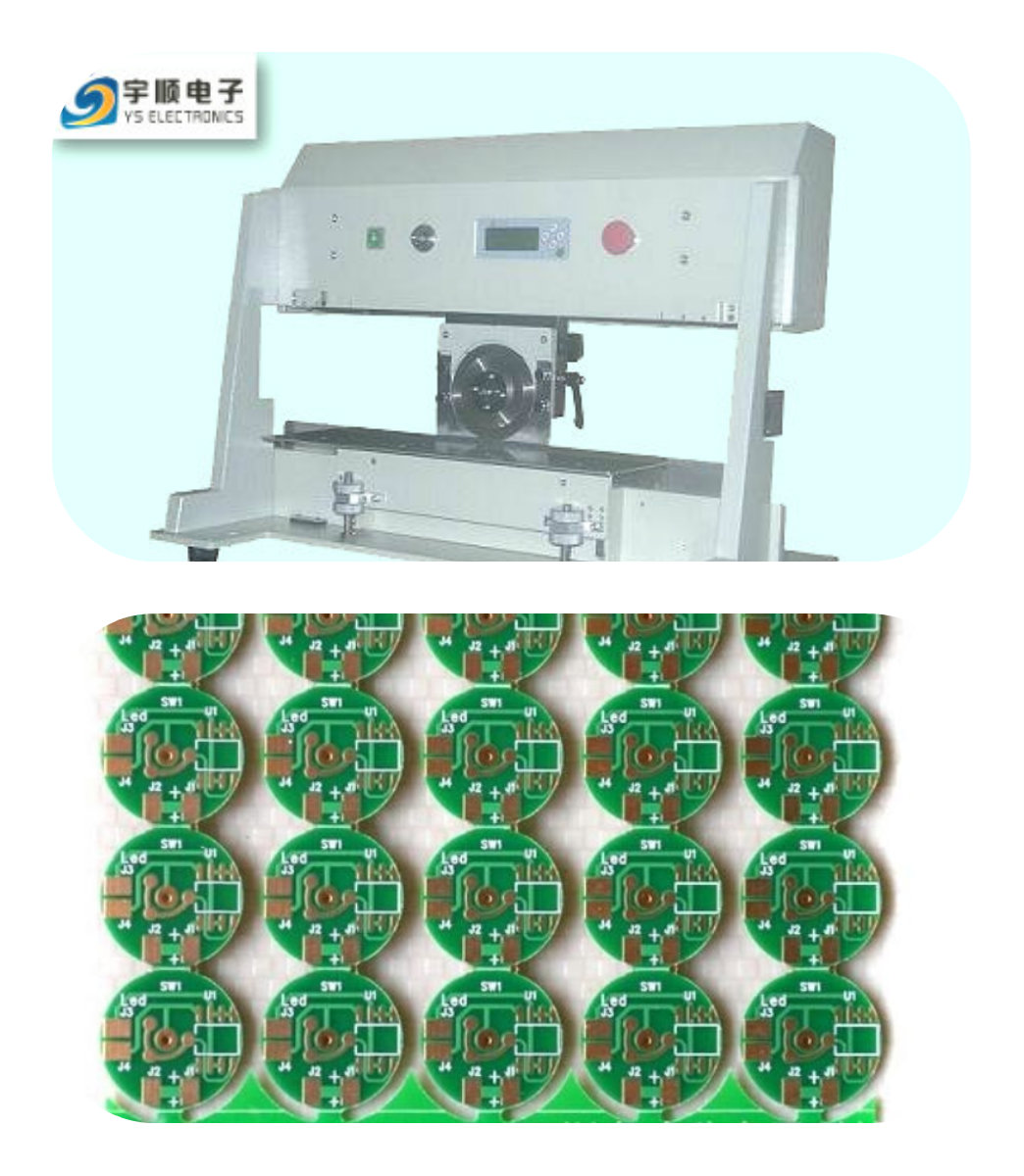 Depanel PCB Maestro 4m Depaneler Meaning Machine For One Day Lead Time