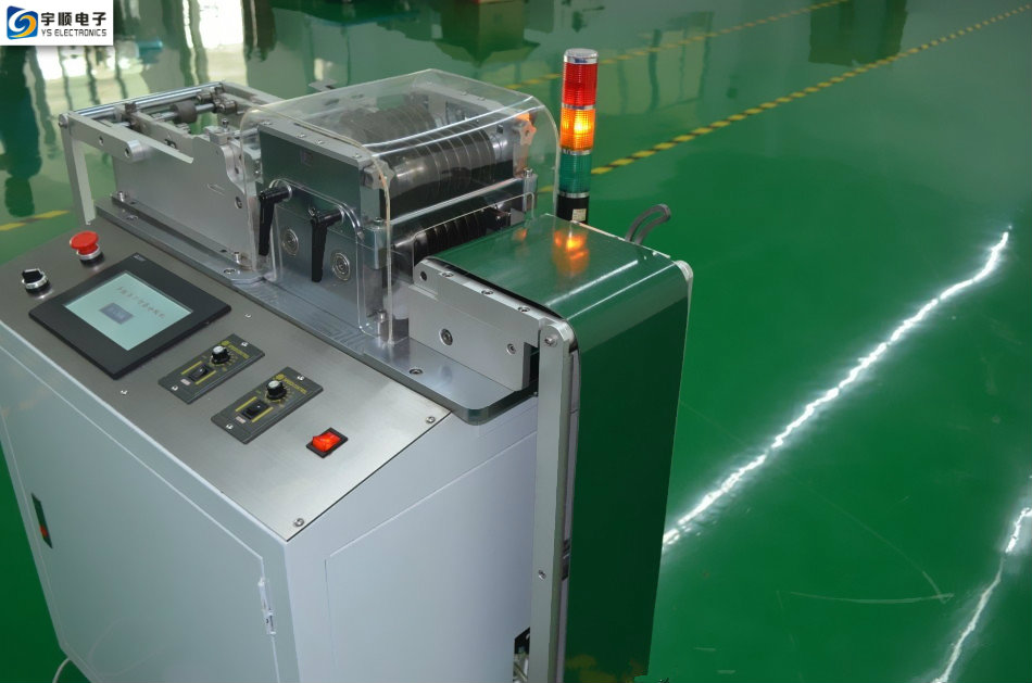 Efficient multi-group multi-blade Depaneling one-time PCB lead Cutter the entire board Depaneler for Images-YSVJ-650