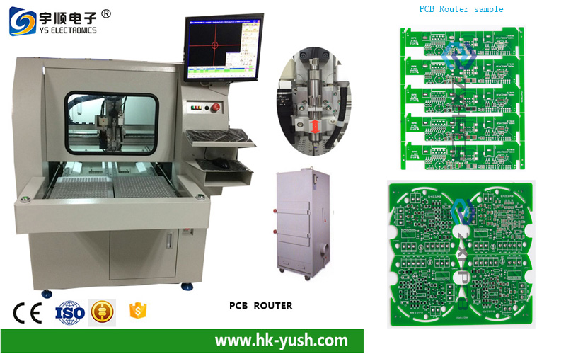 Two Sided PCB Router circuit boards Router manufacturers