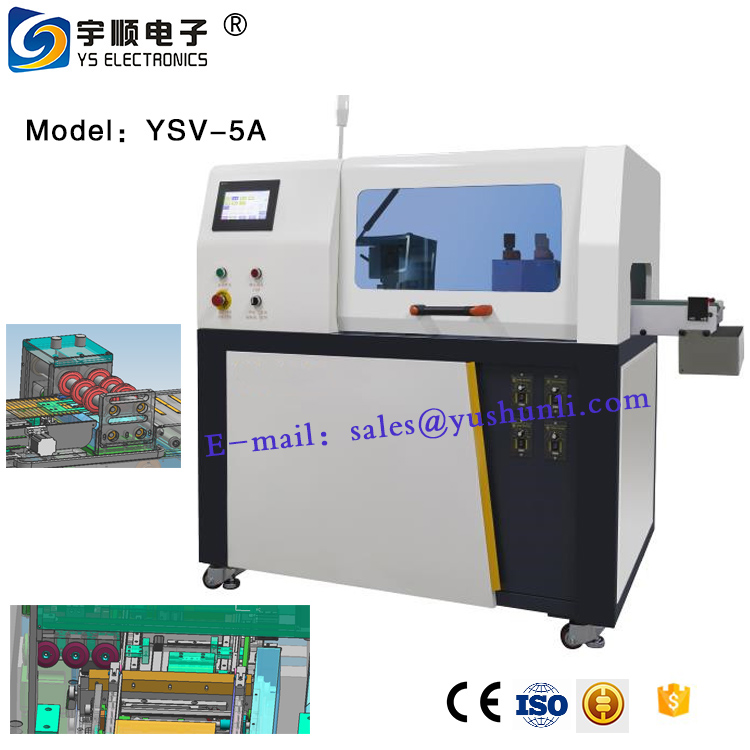 Automatic double direction PCB Depaneling machine