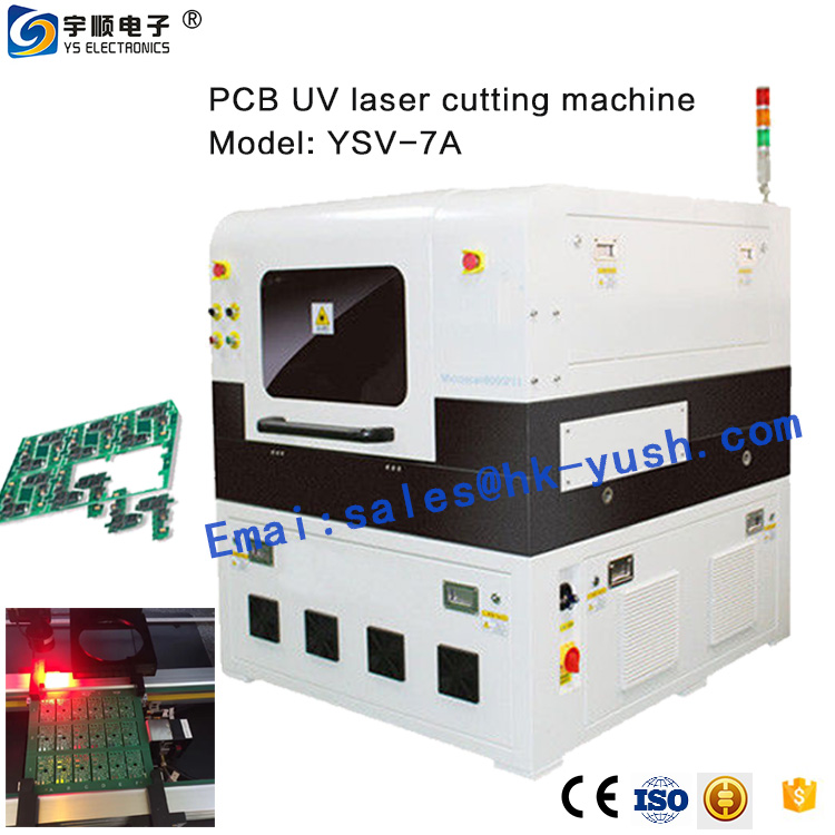 Automotive industry automotive PCB laser splitter