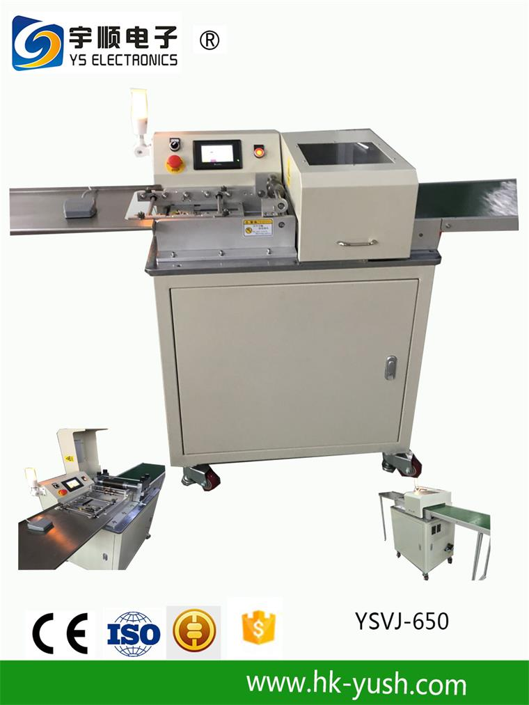0.001mm Precision PCB Router Machine PCB Depaneling With Dual Working Table