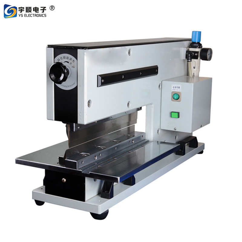 PCBA depaneling equipment for SMT Assembly line- YSVC-220,Automatic pcb separator