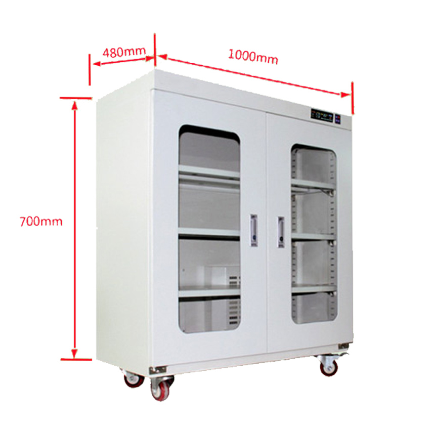 desiccant dry cabinet for IC PCB BGA BGA storage CE UL approved
