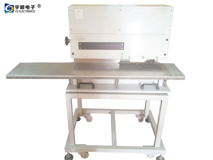 Motorized Unlimited PCB Depaneling Machine With Linear Blades