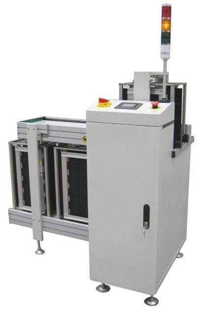Stable PCB Loader SMT Loader Assembly Machine One Year Warranty